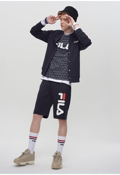 b3da50fd75 Fila Originale Knit Jacket S$ 188.00. Sizes S M L
