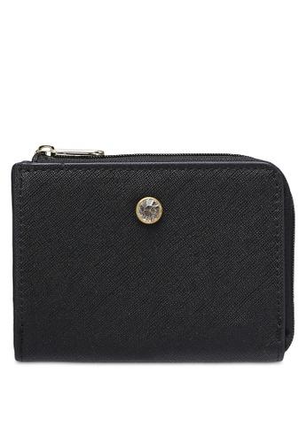 Dorothy Perkins black Black Asymmetric Mini Purse DO816AC0RJQPMY_1