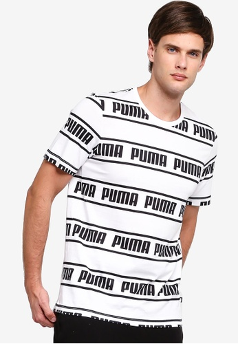 987f83cdf96 Buy PUMA Sportstyle Core Amplified Tee Online on ZALORA Singapore