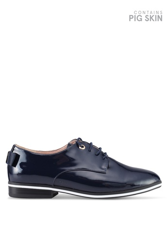 BETSY blue Classic Lace Up Derby 650A0SHA759803GS_1