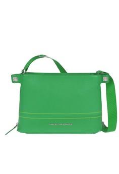 Clutch Bag w/ Shoulder Strap