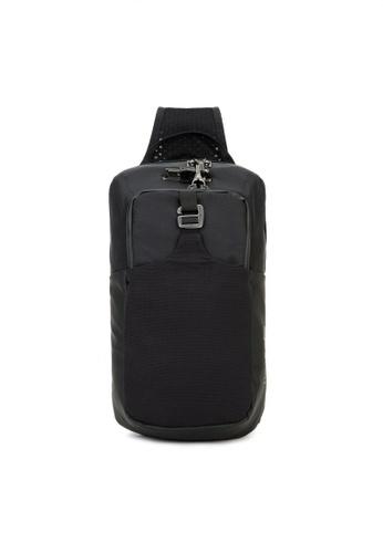 Pacsafe black Pacsafe Venturesafe X Anti-Theft Sling Pack (Black) 5EEF3ACF94C375GS_1