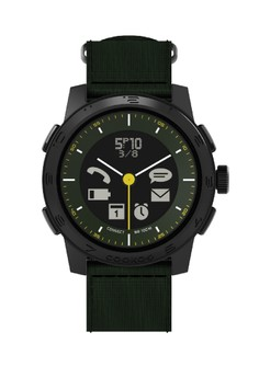 COOKOO Connected Watch - Khaki