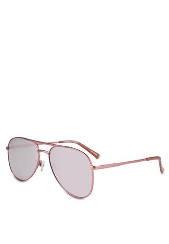 Le Specs 紅色 Kingdom Sunglasses 51309GLA11EB73GS_1