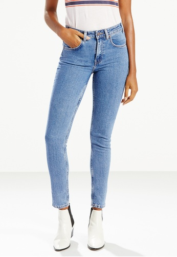 Levi's blue Levi's® Orange Tab 721 Vintage High Rise Skinny Jeans LE843AA10ZVHSG_1