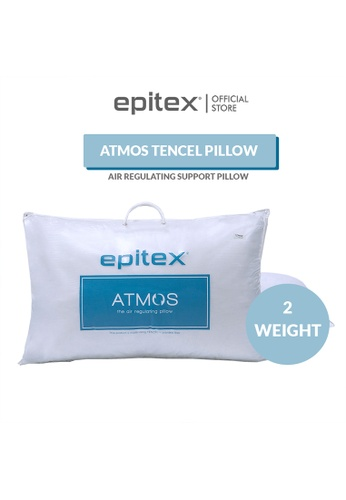 Epitex white Epitex ATMOS Tencel Pillow (1200g) DBC0BHL056C080GS_1