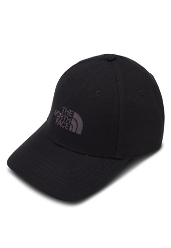 The North Face black TNF 66 CLASSIC HAT TNF BLACK TH879AC0FM92SG_1