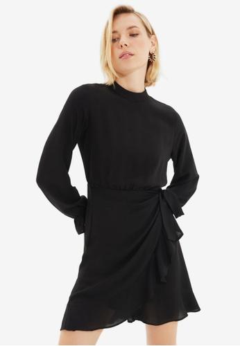 Trendyol black Black Dress 4C169AA9143F0EGS_1