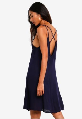 Shop Brave Soul Strappy Woven Button Through Dress Online on ZALORA  Philippines 6b9620202