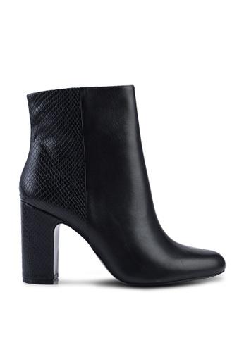 ALDO black Avlida Ankle Boots C47DCSH47126EAGS_1