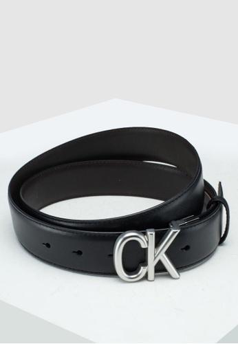 4a150a03d7804 Calvin Klein black CK Reversible 35 MM Belt - Calvin Klein Accessories  10903AC2B085D9GS 1