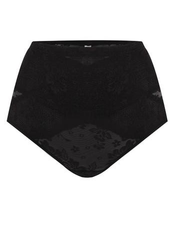 LAVABRA Intimates black Perfect Shapewear - High Power & Breathable Wire Frame Shapewear Panty LA387US83CTCID_1