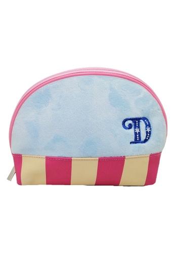 Disney DUMBO blue Disney Dumbo Cosmetic Pouch 13984KCE714574GS_1