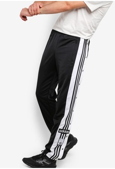 90fd8b60ac adidas black adidas originals snap pants 91292AAC54D6ADGS_1