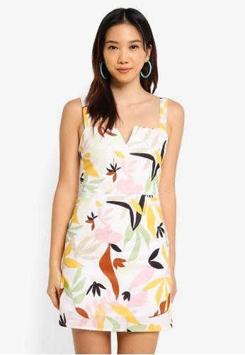 Charlie Holiday multi Palma Dress 6B8FCAA2910302GS_1