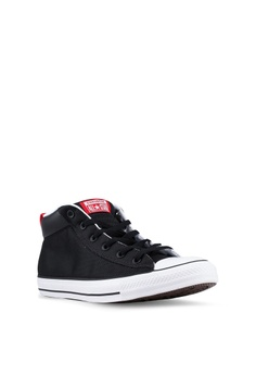 20% OFF Converse Chuck Taylor All Star Street Uniform Mid Sneakers S  99.90  NOW S  79.90 Sizes 6 7 9 10 11 583b256f21