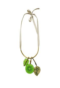 Kiwi Necklace