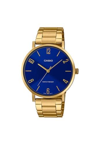 Casio gold CASIO GENERAL MTP-VT01G-2B2UDF MEN'S WATCH 76004AC69D4D73GS_1