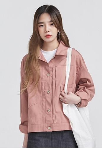春季純棉夾克,京站 esprit 服飾, 外套