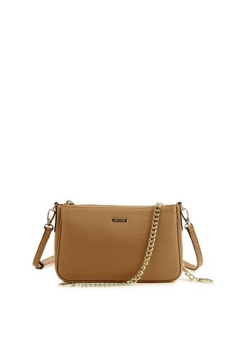 Della Stella brown Edith Girl Cross Bag 18570AC4129ACDGS_1