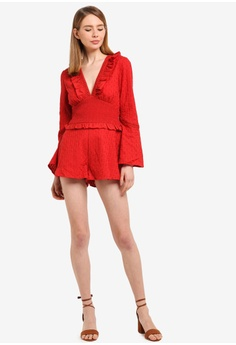 00ef82a06e6b 80% OFF Finders Keepers Memento Playsuit RM 640.60 NOW RM 127.90 Sizes XL · Free  People black Short Sweet In The Streets Playsuit 56FD8AAEBB437CGS 1