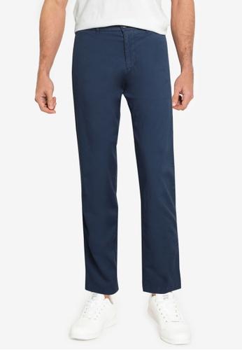 BOSS 藍色 Crigan Pants - BOSS Men 9E7C9AA1D0F479GS_1