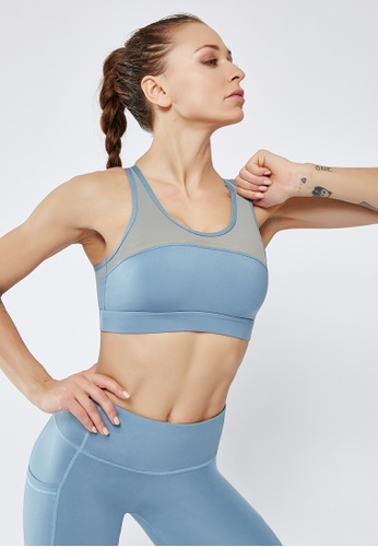 HAPPY FRIDAYS Beauty Back Anti Earthquake Sports Bra QF1938 E98E7AA85F95BFGS_1