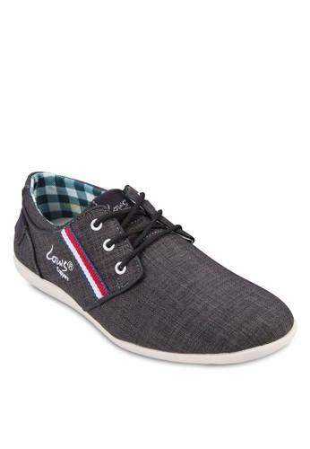 條紋邊飾繫帶休閒esprit home 台灣鞋, 鞋, 鞋
