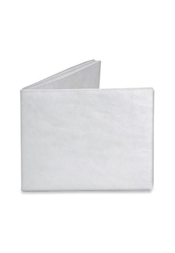 Quirks Novelties & Curiosities white Mighty Wallet (The Blank) QU780AC0IMGOPH_1