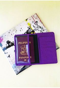 NYV Manila Passport Sleeves