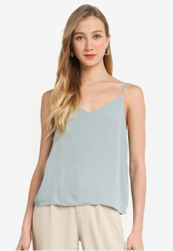 Cotton On blue Astrid Cami A13ABAA638D55AGS_1