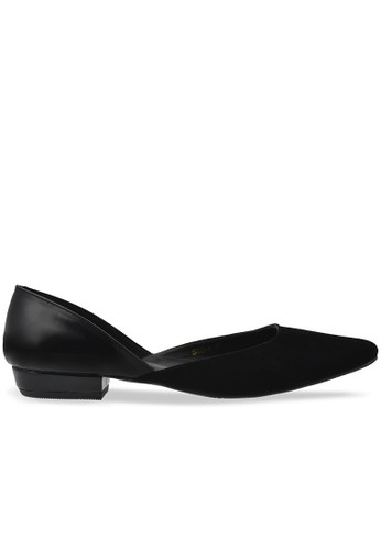 MAYONETTE black Mayonette Claudy Flats - Black MA831SH0UQGWID_1