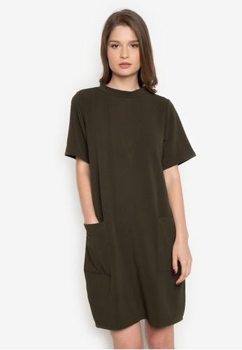 Cole Vintage green Kinsley Dress CO446AA0JTGMPH_1