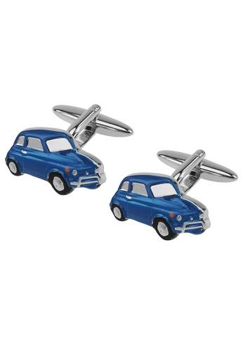 CUFF IT blue Blue Car Cufflinks CU047AC2UQPNHK_1