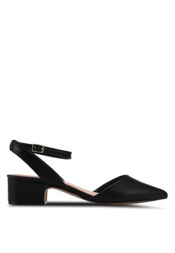 ALDO black Zewiel Heeled Shoes 31CB9SH2A142B5GS_1