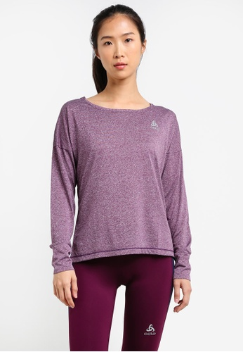Odlo multi Helle Long Sleeve T-Shirt OD608AA0S13DMY_1