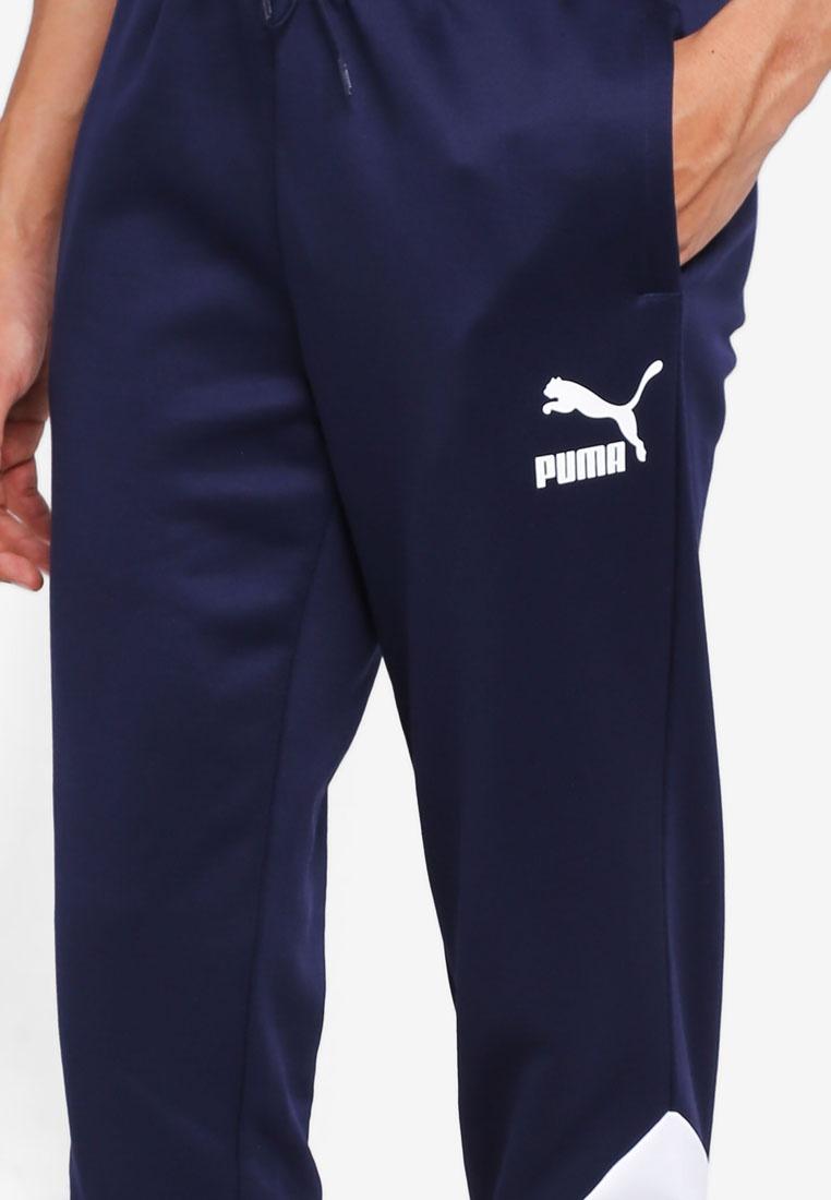 Pants Peacoat Puma Prime MCS Sportstyle Classics Track a08BpqxwF