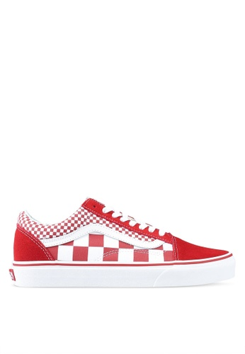 Buy VANS Old Skool Mix Checker Sneakers Online on ZALORA Singapore ba628a8da5204