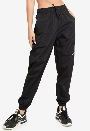 New Balance black Sport Style Optiks Woven Pants 17F16AAEFF03E8GS_1