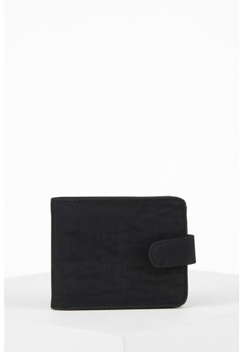 DeFacto black Faux-Leather Wallet 00550AC086657CGS_1