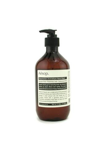 AESOP AESOP - Resurrection Aromatique Hand Wash 500ml/17.99oz A2D10BEC1AA956GS_1