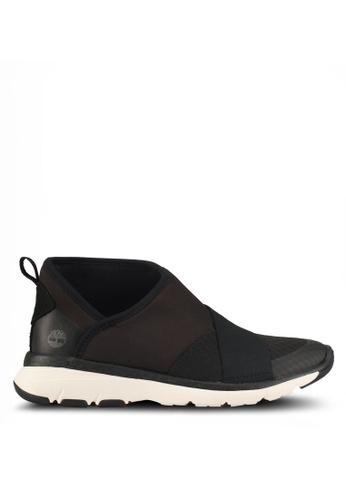 Timberland black Altimeter Gore Chukka Sneakers 57B60SH442B76FGS_1