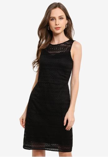 LC Waikiki black Lace Dress 4C1FDAACF6212DGS_1
