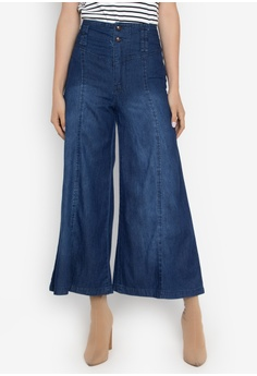 392cc0974e0 Wide Legged Pants Available at ZALORA Philippines