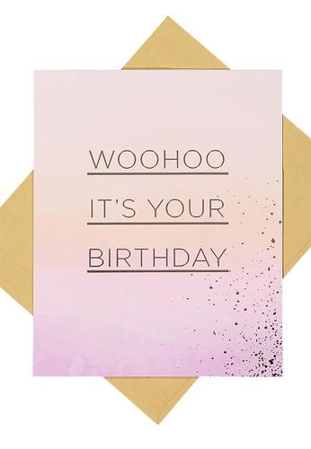Typo purple Nice Birthday Card 63555AC389DAEAGS_1