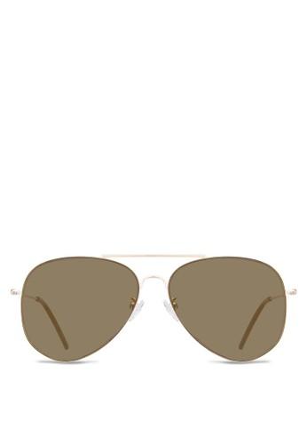 Jules 太陽esprit女裝眼鏡, 飾品配件, 飛行員框