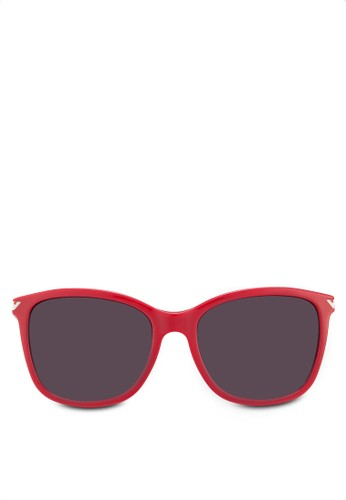 基本款zalora 包包評價休閒太陽眼鏡, 飾品配件, 方框