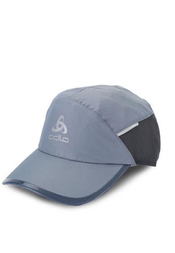 Odlo grey Fast & Light Cap OD608AC04KBNMY_1