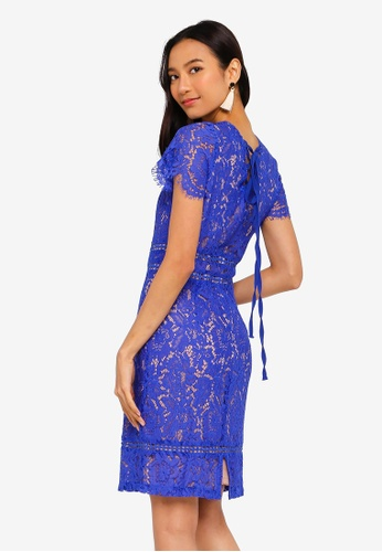 Angeleye blue Courtney Dress 1C82DAA366A2BBGS_1