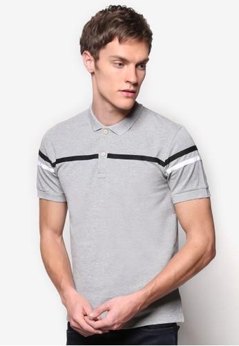 對比色條紋 POLOesprit高雄門市 衫, 服飾, Polo衫